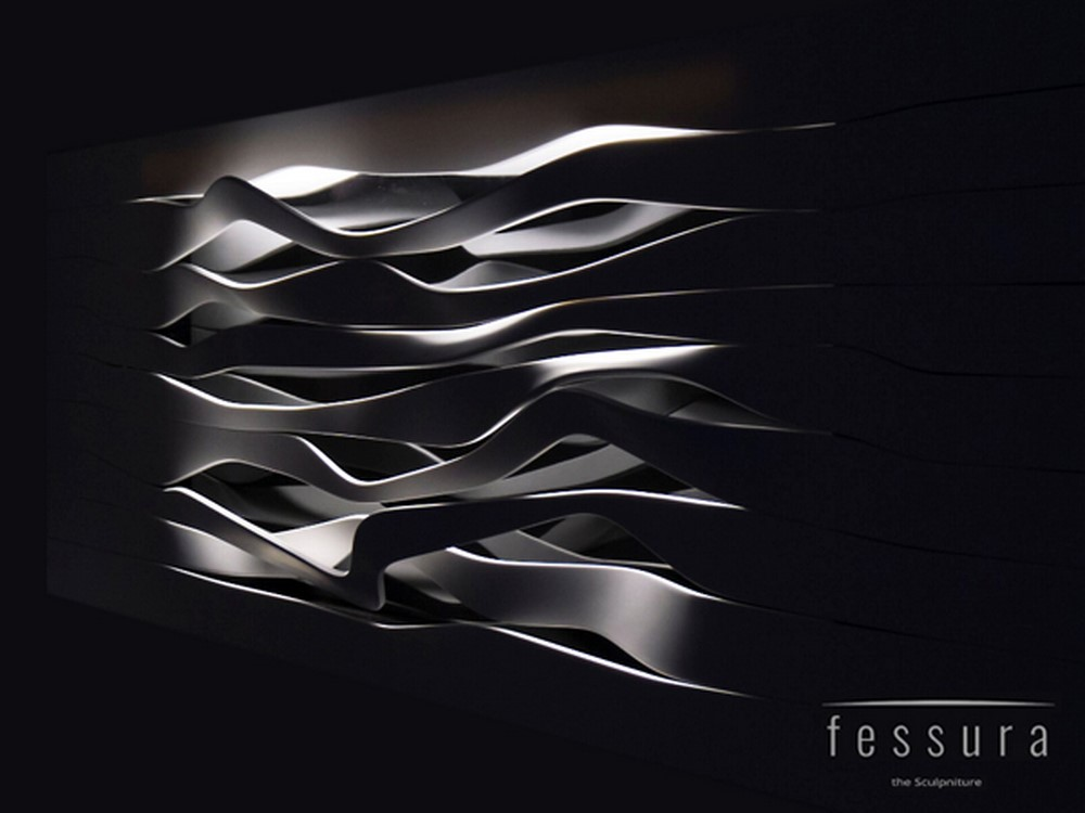 FESSURA - the Sculpniture